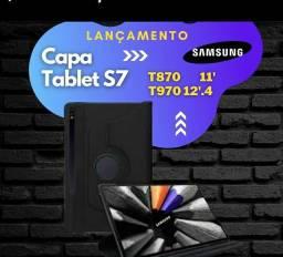 Capa Tablet Giratória Samsung Galaxy Tab S7 T870/t875