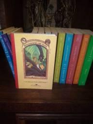 Coleção completa de livro
