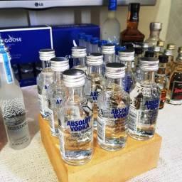 Miniatura Vodka Absolut Sueca - 50ml - Original, Lacrada e Licenciada