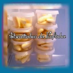Biscoitos de maizena