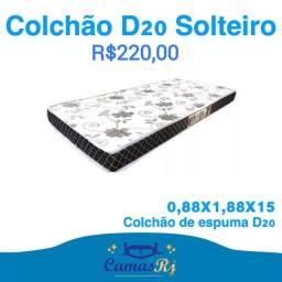 Colchão Densidade 20