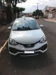 Título do anúncio: Toyota Etios 1.3 2018