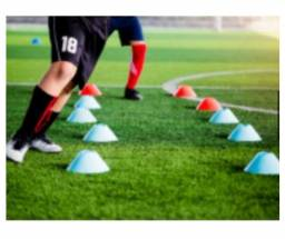 Cones Esportivos E Treinos Funcionais Cone Sport Academia MB Fit