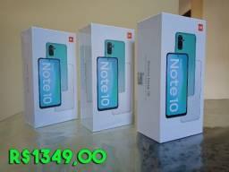 Oferta! Redmi Note 10 64 GB = R$1349