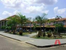 Casa com 2 dormitórios para alugar, 71 m² - Residencial Bouganville - Rio Branco/AC