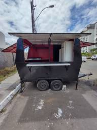 Vendo ou troco food truck / trailer