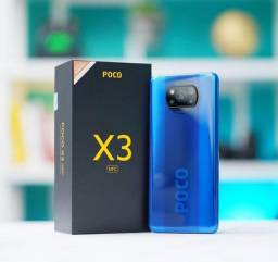 Xiaomi Poco X3 64 Gigas - Smartphone original com garantia , todas as cores.