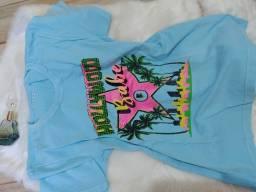 Camiseta T-shirt feminina