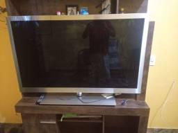Tv com o display queimado