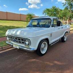 Chevrolet GM D10 Branco