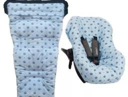 Capa carrinho e bebê conforto