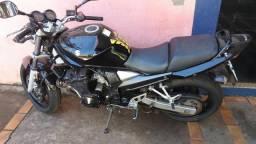 Bandit 650cc.16.000.00 baixei p vender - 2008