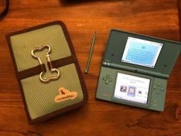 Nintendo DSi muito novo + 3 jogos