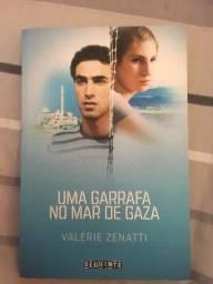 Livro Uma garrafa no mar de Gaza