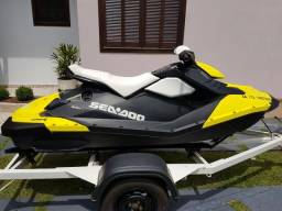 Jet Spark Sea Doo 90HP 2 UP 2014 - 2014