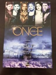 Once Upon a Time 2ª Temporada (DVD)