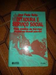 Livro Ditadura e Serviço Social de José Paulo Netto