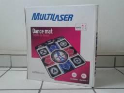 Tapete de Dança PS2 - Multilaser Dance Mat