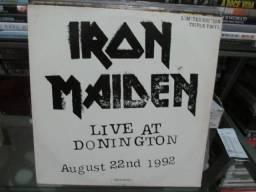 Iron Maiden - Coleção de Lps raros