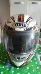 So vendo 2 capacetes