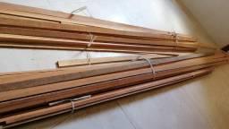 Ripas em madeira Angelim