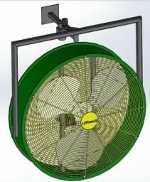 Ventilador Industrial VL800 Luftmax