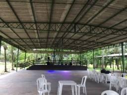 Sítio para eventos - Diária R 2.000,00