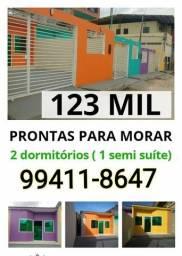 Casa nova - proximo ao Shopping Ponta Negra / Ultimas unidades !!