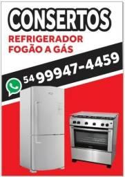 Refrigeração Consertos