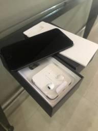 Iphone 8 plus 256gb completo com nf