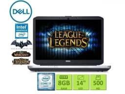 "Notebook Dell| i7 | 8 GB| 14""| HD 500GB"