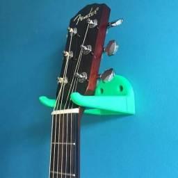 Suporte de violão - Impresso em 3D