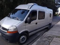 Motorhome / Renault Master L3H2 / Único dono - 2010