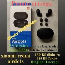 Xiaomi redmi airdots Original Pronta entrega