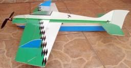 Aeromodelo shock flyer sem radio