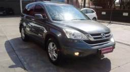 HONDA CR-V EXL 4X4 2.0 16V AT Cinza 2010/2011 - 2010