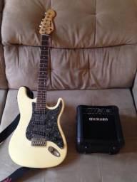 Guitarra phoenix + cubo meteoro