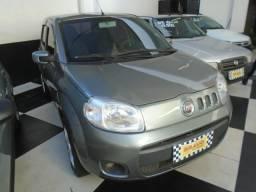 Fiat Uno Vivace 1.0 Cinza - 2011