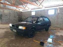 Vw Parati CL 91 1.8 AP GNV - 1991