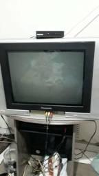Estou vendendo a televisão Panasonic 29 polegadas