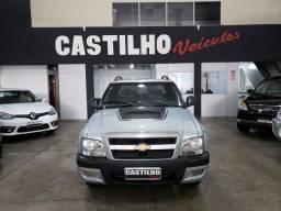 S10 Cabine Dupla Rodeio 2.4 Flexpower 4X2  cabine  - 2011
