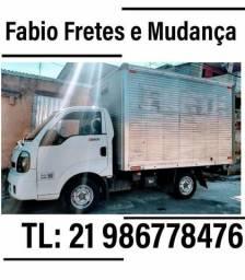 Fabio Fretes e Mudanças