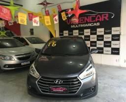 Hyundai HB20S Premium 1.6 com GNV 1º Parcela Para 60 Dias. Parcela de 990 - 2016