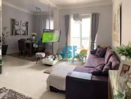 Apartamento com 2 dormitórios para venda, 74 m² - umuarama - osasco/sp - ap24409.