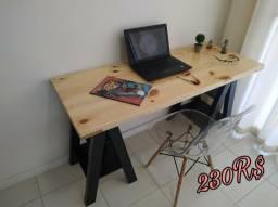 Mesa Cavalete, Mesa de jantar ou mesa de estudos e refeições