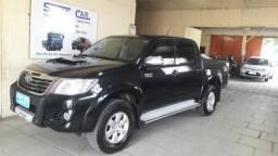 Hilux srv 3.0 d 4d 4x4 2013 aut camionete com 04 pneus novos valor: 108.000,00 - 2013
