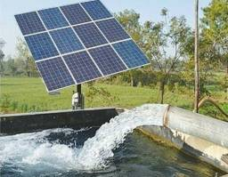 Energia solar faça já seu sistema de irrigação