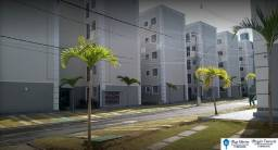 Apartamento 2/4 |Térreo|47m²| Nascente| Parque Solar das Palmeiras| - Abrantes