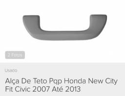 Apoio de Teto / PQP para Linha Honda New Civic / City / Fit