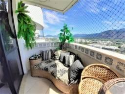 Apartamento à venda com 3 dormitórios em Barra da tijuca, Rio de janeiro cod:BI4159